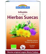 Infusion Swedish Herbs Bio...