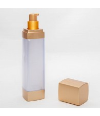 Frasco Airles 50 ml. Plata/Oro