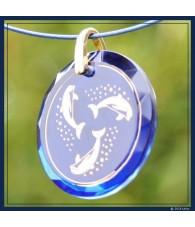 "Dolphin Pendant ""Santiri""..."