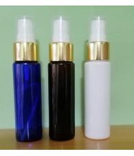 30 ml Golden PET Spray Bottle.