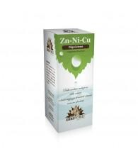 Zinc/Niquel/Cobre 50 ml. ER