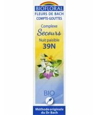 Remedio SOS Noche 20 ml. Bio