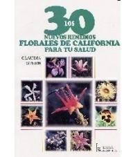 Los 30 Nuevos Remedios Florales de California