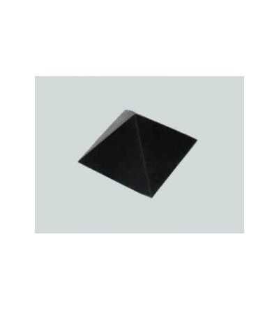 Pirámide Shungit 5 x 5 cm.