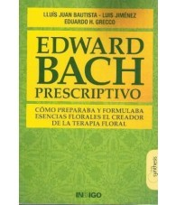 Edward Bach Prescriptivo