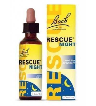 Rescate Noche Gotas 20 ml.