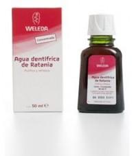 Agua Dentifrica Ratania - Weleda