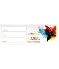 """Etiquetas para Preparados Florales """"Mariposas"""""""