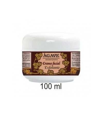 Crema Facial Exfoliante 100 ml. - Agave