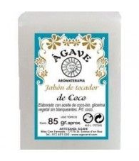 Jabon Pastilla Coco 85 gr.