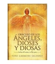 Cartas Oraculo de los Angeles, Dioses y Diosas