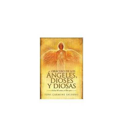 Cartas Oraculo de los Angeles, Dioses y Diosas