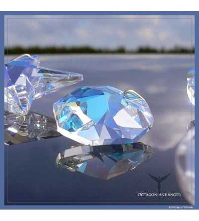 """""""Crystal water of the Holy Spirit"""" - Octagons  - Litios"""
