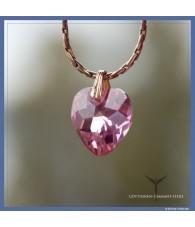 Corazon Diamante Diosas - Litios