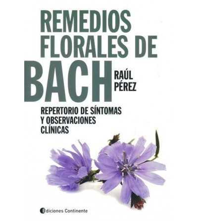 Remedios Florales de Bach. Repertorio
