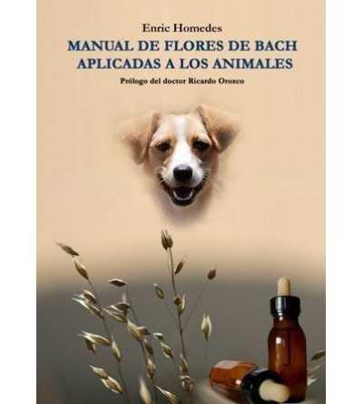 Manual de Flores de Bach Aplicadas a Animales