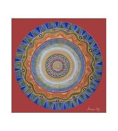 Mandala 1º Chakra