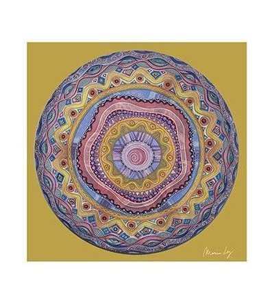 Mandala 3º Chakra