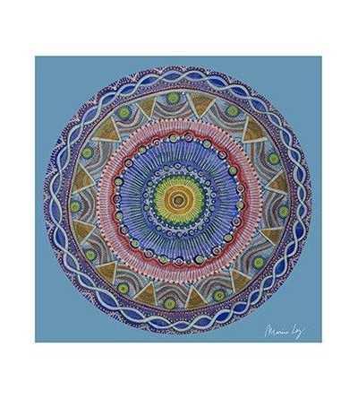 Mandala 5º Chakra