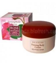 Crema Masaje Reafirmante Rosa de Bulgaria 300-1000 ml.