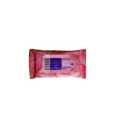 Anti-bacteriological disinfectant towelettes