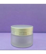Crystal Cream Jar 30 ml.