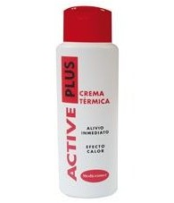 Crema Active Plus 400 ml.