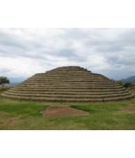 Piramide Guachimontones Round