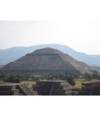 Guachimontones Round Pyramid