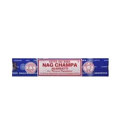 Incienso Nagchampa 15 g.