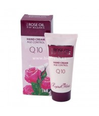 Bulgarian Rose Hand Cream with Q10 - 50 ml.