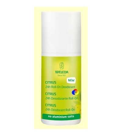 Desodorante Roll-on Citrus 50 ml.