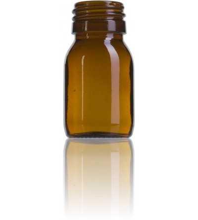 Frasco DIN28 - 030 ml. - Blister 126 unidades