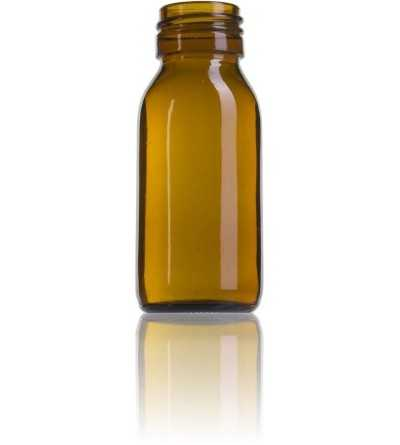 Frascos DIN28 - 060 ml. - Blister 105 unidades