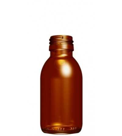 Frasco DIN28 - 100 ml. - Blister de 72 unidades