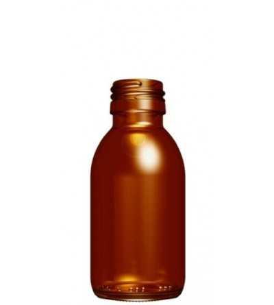 Frasco DIN28 - 100 ml.