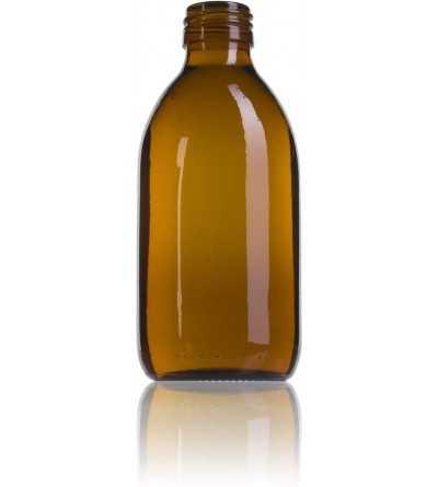 Frascos DIN28 - 250 ml. - Blister 60 unidades
