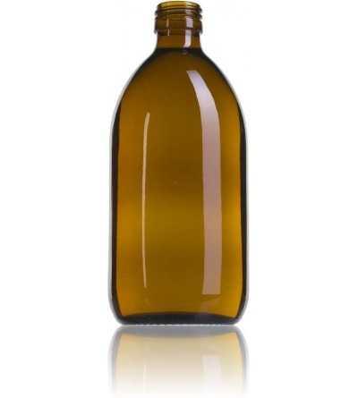 Frasco DIN28 - 500 ml. - Blister 32 unidades