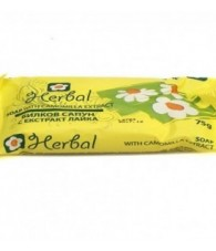 Jabon Herbal Manzanilla 75 gr.