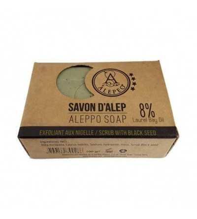 Pastilla Jabon Alepo Exfoliante