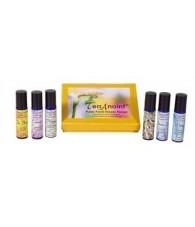Herbal Flower Oils Set 60 ml.