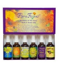 Set Aceites Florales 60 ml.