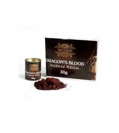 Resina Sangre de Dragon 50 gr.