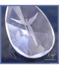 "Angel´s pendant ""Mirror of the Holy Spirit"" Aura-Pendant"