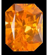 Zafiro Naranja - Disfrutar