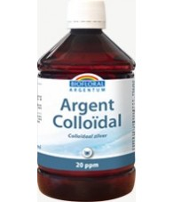 Plata Coloidal 20 ppm 500 ml.