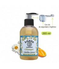 Champu Cabello Grasos 265 ml. - Agave