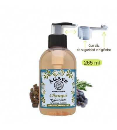 Champu Reforzante 265 ml. - Agave
