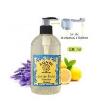 Gel Limón 530 ml. - Agave