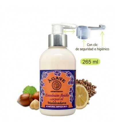 Anti-Cellulite Body Milk-Molding - Agave